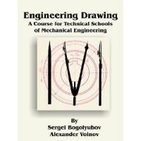 【现货】英文原版 工程制图:机械工程技术 Engineering Drawing 平装版 9780898756470