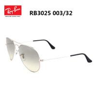 雷朋经典太阳镜潮男女款 可配近视墨镜蛤蟆眼镜 RB3025太阳镜