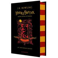 哈利波特与阿兹卡班的囚徒 格兰芬多精装版 英文原版小说 Harry Potter and the Prisoner o