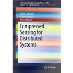 【预订】Compressed Sensing for Distributed Systems 978981287389