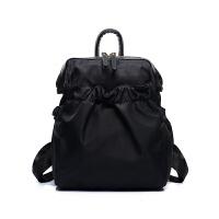 女式尼龙包双肩包小包女时尚帆布双肩背包小号休闲旅行包