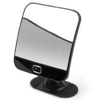 汽车大视野后视镜 倒车辅助镜反光镜盲区镜盲点镜化妆镜