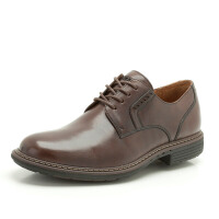 Clarks其乐男鞋英伦绅士商务正装皮鞋Un Walk专柜正品