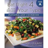 【预订】Eat Right 4 Your Type Personalized Cookbook Type a: 150+