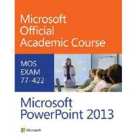 【预订】77-422 Microsoft PowerPoint 2013