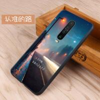 小米红米K30手机壳 红米K30保护壳 redmi k30 4G 5G版 卡通硅胶保护套防摔全包边黑胶彩绘软壳