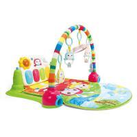 宝宝脚踏琴儿童健身架玩具游戏毯器3-18个月0-1岁多功能 抖音