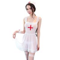 性感诱人制服诱惑护士服套装女士情趣内衣用品7906
