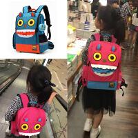 1--5年级儿童背包6-12周岁护脊双肩包小学生男女孩书包