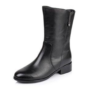 Tata/他她冬季专柜同款小牛皮女靴2ZC65DZ5