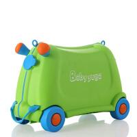 儿童旅行箱 宝宝行李箱 宝宝拉杆箱 可坐可骑拖玩具箱 儿童行李箱