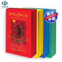 现货 哈利波特与阿兹卡班的囚徒 英文原版小说 学院纪念版平装合集 20周年 Harry Potter and the P