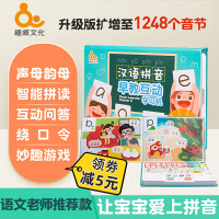 学汉语拼音字母卡片声母韵母神器幼儿园学前儿童用一年级教具全套
