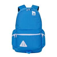 阿迪达斯Adidas AH4219双肩背包 学生书包休闲女背包电脑包