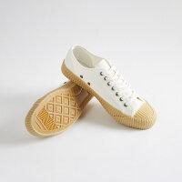 【全场2件2.5折,到手价:57.5】CHIN祺夏季19帆布鞋子男韩版潮流运动休闲板鞋男百搭透气饼干鞋