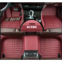 汽车脚垫2018款奔驰e300l脚垫glc260 gla200 c200l S级专用全包