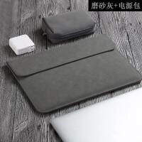 索尼VAIO 13.3寸笔记本电脑内胆包NEW S13保护套S11皮套11.6 +电源袋