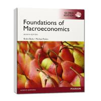 高校经济类双语教学推荐原版教材::宏观经济学原理 全球版,7E