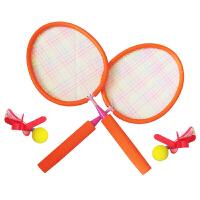 �和�羽毛球�p拍套�b幼��@小�W生初�W子�敉膺\��3-12�q球�玩具