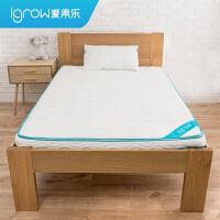 爱果乐儿童床垫1.5米1.2米1米天然乳胶床垫护脊椎8cm加厚棕垫椰棕