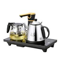 全自动上水壶电热水壶家用烧水壶电茶壶加水抽水泡电磁炉茶具保温 加粗水柱