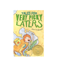 英文原版  Tales for Very Picky Eaters [平装] [6-9岁]