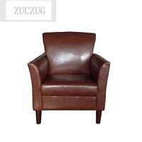 ZUCZUG日式北欧小清新椅小户型实用布艺沙发组合单人双人位沙发酒店沙发