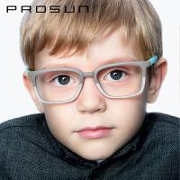 保圣儿童眼镜框 小孩眼镜架近视镜潮男女童光学配镜PO5005