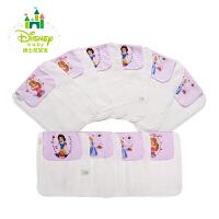 迪士尼Disney宝宝纯棉纱布吸汗巾垫背巾婴儿隔汗巾143P626