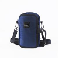 多功能手机包潮男斜挎小包穿皮带腰包便携单肩钥匙零钱包大手机袋