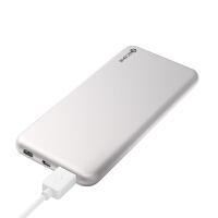 ecake 电子派 K8-a双向快充移动电源充电宝 超薄 8000毫安双输出 适用于苹果/安卓