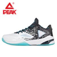 匹克篮球鞋夏季新款帕克三代低帮透气缓震男子球鞋运动鞋战靴E62323A