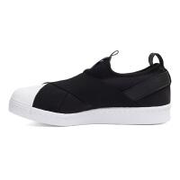 Adidas阿迪达斯女鞋 三叶草运动舒适休闲鞋板鞋 BZ0112