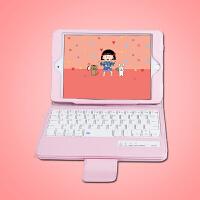 ipad mini4蓝牙键盘保护套苹果平板电脑ipad迷你3超薄键盘套mini2保护壳全包边防摔皮套 荔枝纹分离式:i