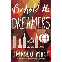 现货 英文原版 Behold the Dreamers 注视梦想家 英版 保罗塔格利比 平装 ImboloMbue 兰登