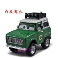 飞机总动员合金玩具模型德斯奇刀锋将军威风霸船长抖音 军绿色 内政部长