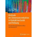 【预订】Methode Der Dimensionsreduktion in Kontaktmechanik Und