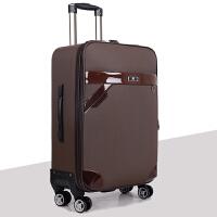 商务皮箱拉杆箱万向轮行李箱男旅行箱密码箱24寸26寸28寸轻便软箱