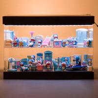 蓝胖子公仔创意diy屋场景模型儿童礼品叮当机器猫玩偶摆件 21款叮当