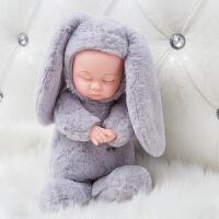 会说话的娃娃 儿童仿真娃娃宝宝会说话的智能洋娃娃婴儿睡眠布娃娃女孩公主玩具