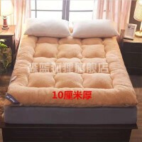 保暖垫床垫家用卧室双人加厚睡垫秋冬女生宿舍舒服软床垫冬天新品