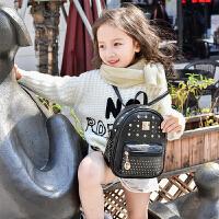 小女孩包包斜跨单肩包时尚公主美爆儿童背包可爱迷你2岁3女童宝宝