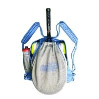 网球包壁球包羽毛球包运动包装备包训练包便捷式多功能双肩背包