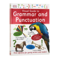 DK语法和标点运用图解图释指南 英文原版 Visual Guide to Grammar and Punctuatio