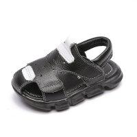 宝宝鞋子男1-3岁儿童夏季0-2婴儿沙滩凉鞋女童小童软底防滑学步鞋