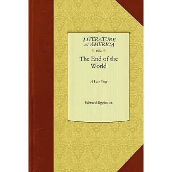 【预订】End of the World: A Love Story 预订商品,需要1-3个月发货,非质量问题不接受退换货。