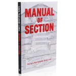 现货 英文原版 Manual of Section 建筑剖面手册 建筑剖面之美 Paul Lewis 保罗 刘易斯 建