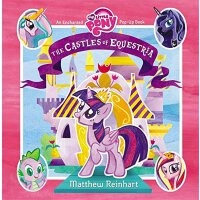 My Little Pony: The Castles of Equestria(Pop-Up)小马宝莉的城堡(立体故