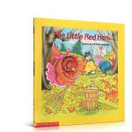 【顺丰包邮】英文原版绘本 The Little Red Hen红色的小母鸡 儿童图书