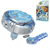 灵动魔幻陀螺2光陀螺玩具儿童男孩拉线梦幻焰天火龙王套装